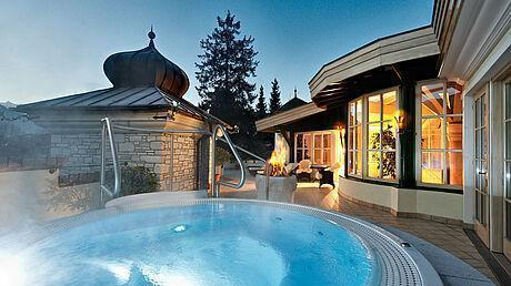 Whirrlpool Wellnesshotel Zell am See